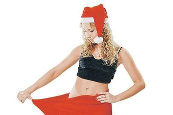Как похудеть к Новому году и после праздников