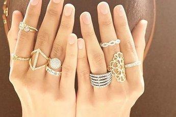 Ношение колец на пальцах влияет на здоровье