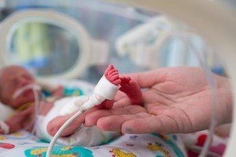 В Японии выписывают домой мальчика, родившегося с весом 268 грамм