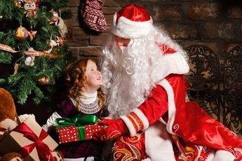 Психолог: не отнимайте у детей веру в Деда Мороза
