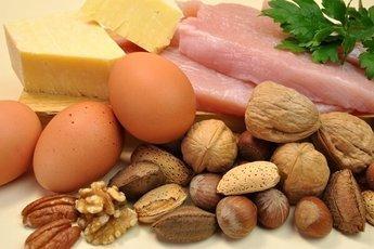 """""""Белковая диета"""" снижает тягу к еде"""