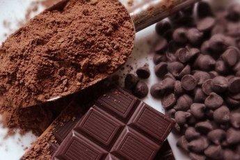 Темный шоколад благотворно влияет на здоровье костей