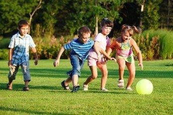 Рекомендации ВОЗ по активности детей до 5 лет