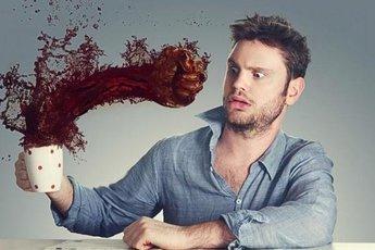 Потенция мужчин страдает от пяти чашек кофе в день