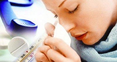 Шесть средств, которые помогут при простуде и гриппе