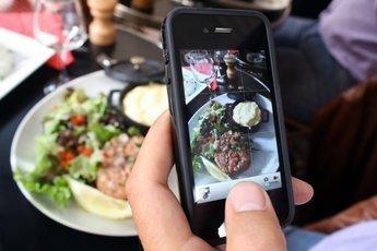 Мобильные приложения приучают к полезным продуктам