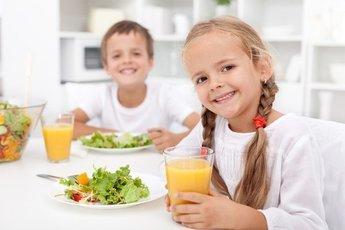 Как приучить ребенка к здоровому образу жизни?