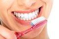 Как должна выглядеть правильная чистка зубов