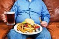 В чем состоит вред переедания