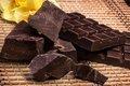 Темный шоколад улучшает здоровье сосудов