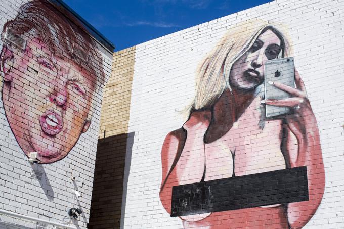 Palhaçada americana das eleições