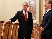 """Por que Putin e Medvedev não liderarão a """"Rússia Unida"""" nas eleições para a Duma Estatal"""