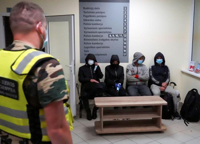 Região de Moscovo: os migrantes encenaram uma briga massiva novamente