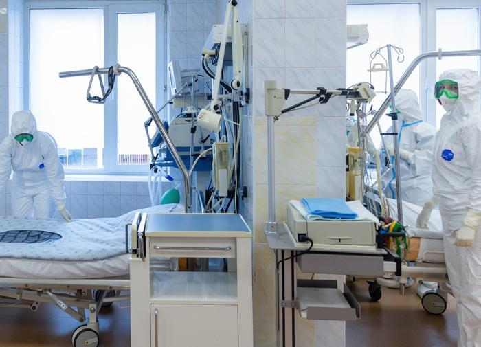 Na Rússia, o número de pessoas infectadas com COVID-19 atingiu mais de 6 milhões