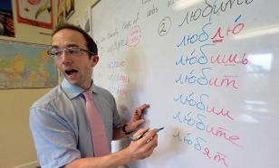 Rússia vai sancionar outros estados por banir o idioma russo
