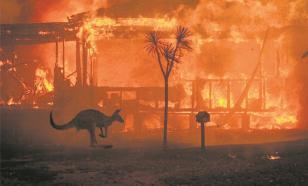 A fumaça dos fogos Yakut já cheira no Pólo Norte