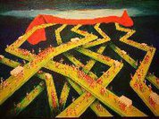 Três italianos homenageiam o surrealismo de Santiago Ribeiro