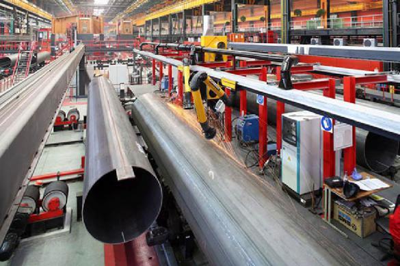 O último tubo do sistema de gasoduto Nord Stream 2 foi soldado