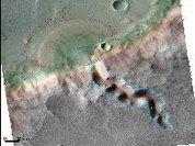 Estudo conclui que nem todos os deltas identificados em Marte são verdadeiros