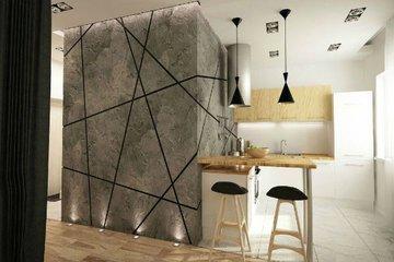 Использование бетона в современном интерьере