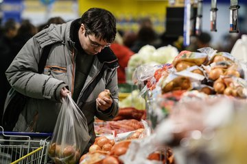 Экономим на продуктах питания