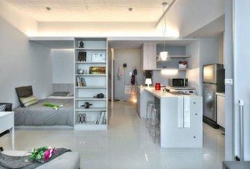 Как превратить квартиру-студию в дизайнерское произведение?