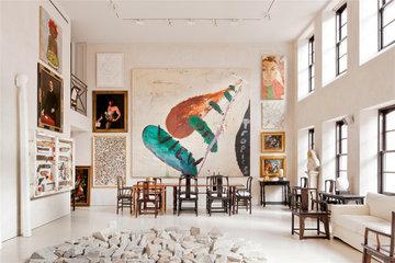 Преображение интерьера с помощью изобразительного искусства