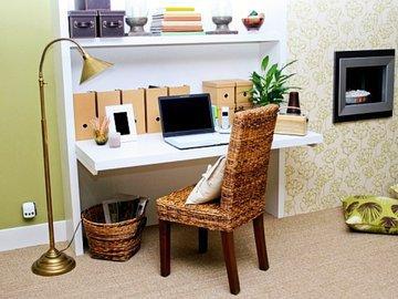 Как организовать домашнее рабочее место