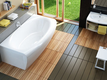 Советы по установке акриловой ванны