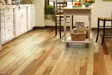 Деревянный пол на кухню: какой выбрать
