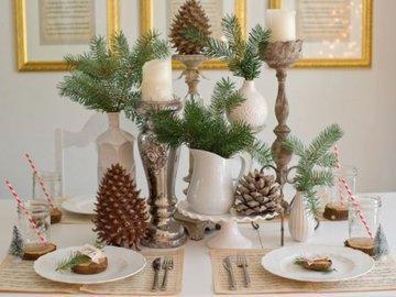 Идеи для оформления дома к Новому году