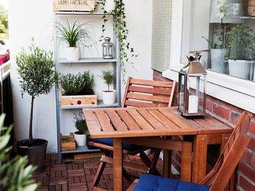 Как создать уют на балконе