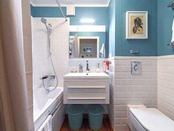 Освежаем внешний вид ванной комнаты без ремонта и больших затрат