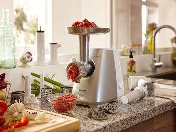 Мясорубка - помощница на кухне