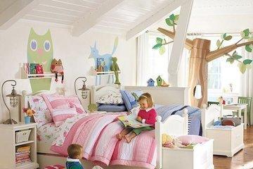 Как сделать детскую комнату уютной?