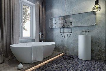 Как преобразить ванную комнату без ремонта?