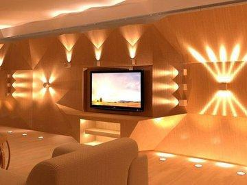 Семь способов организации освещения в квартире