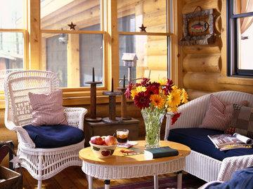Осенью особенно хочется уюта в доме. Создаем его своими руками