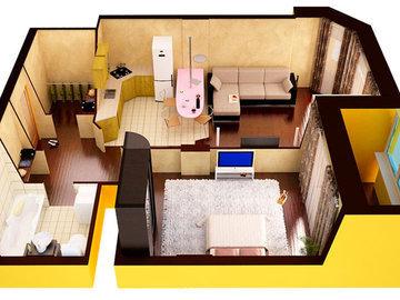 Перепланировки в квартире - что, где и зачем