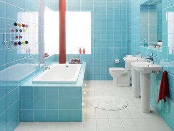 Советы, как сделать ванную комнату просторнее и уютнее