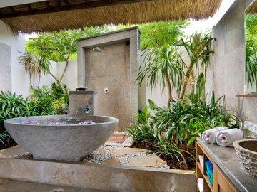 Ванная комната - прекрасное место для растений. Читайте - и убедитесь
