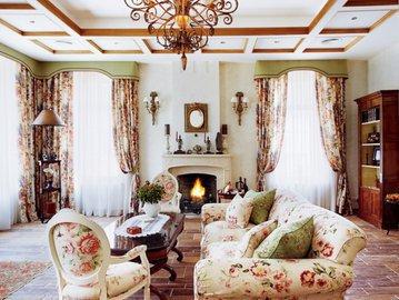 Как обставить свой дом по-французски?