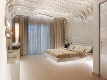 Инновационная спальня. Каждая ночь - в раю