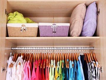Наводим порядок в квартире. 14 лайфхаков, которые помогут спрятать всё, что вы хотите спрятать