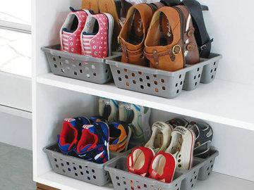 Много обуви? Как удобно и практично хранить её? 6 лайфхаков