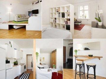 6 лайфхаков: как увеличить маленькую квартиру