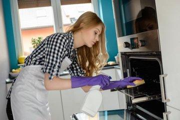 Как отмыть духовку: десять эффективных способов