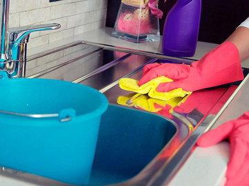 Советы, которые облегчат уборку на кухне