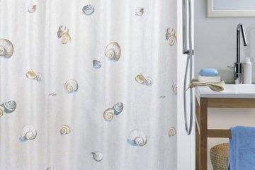 Выбираем шторки в ванную комнату