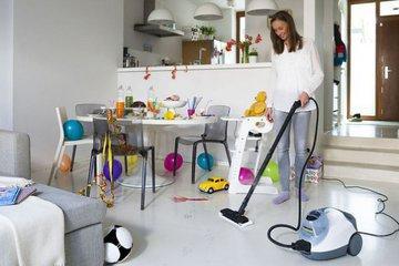 Как убрать дом к приходу гостей